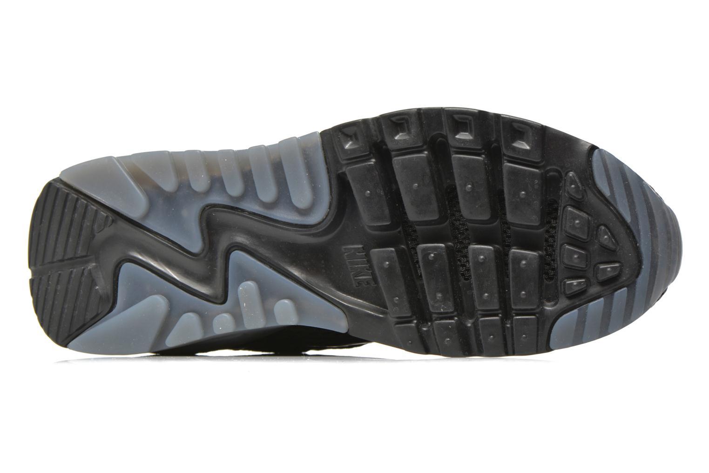 Sneaker Nike W Air Max 90 Ultra Br schwarz ansicht von oben