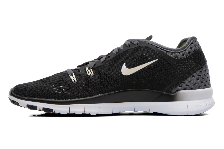 Chaussures de sport Nike W Nike Free 5.0 Tr Fit 5 Brthe Noir vue face