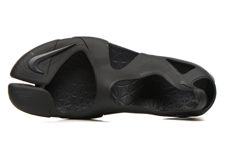 Sandales et nu-pieds Nike Wmns Free Rift Sandal Noir vue gauche