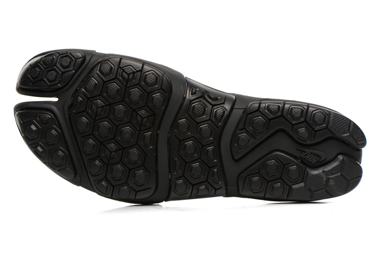 Sandales et nu-pieds Nike Wmns Free Rift Sandal Noir vue haut
