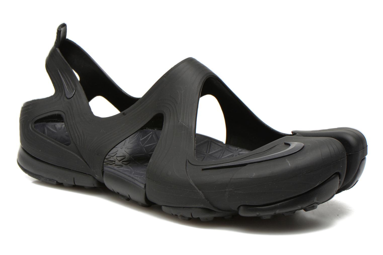 Sandales et nu-pieds Nike Wmns Free Rift Sandal Noir vue détail/paire