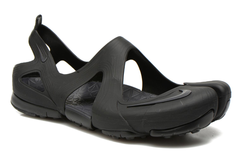 Sandalen Nike Wmns Free Rift Sandal schwarz detaillierte ansicht/modell