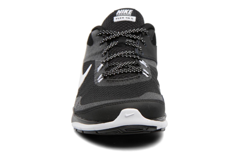 Chaussures de sport Nike Wmns Nike Flex Trainer 5 Noir vue portées chaussures