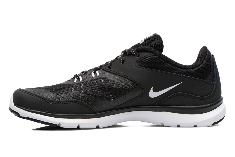 Chaussures de sport Nike Wmns Nike Flex Trainer 5 Noir vue face