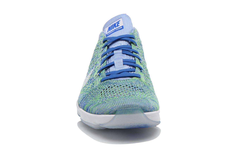 Chaussures de sport Nike Wmns Nike Flyknit Zoom Agility Multicolore vue portées chaussures