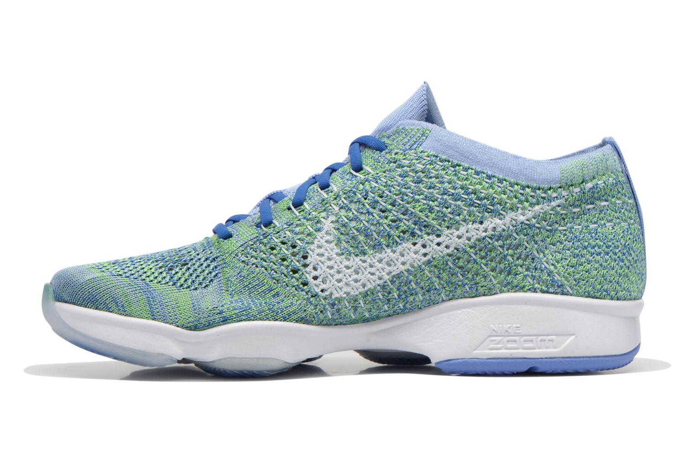Chaussures de sport Nike Wmns Nike Flyknit Zoom Agility Multicolore vue face