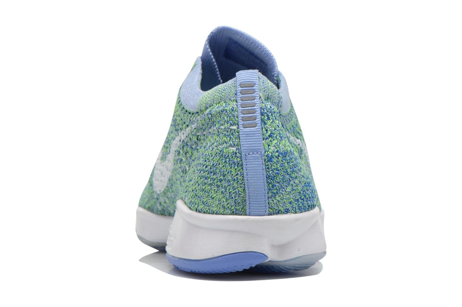 Sport shoes Nike Wmns Nike Flyknit Zoom Agility Multicolor view from the right
