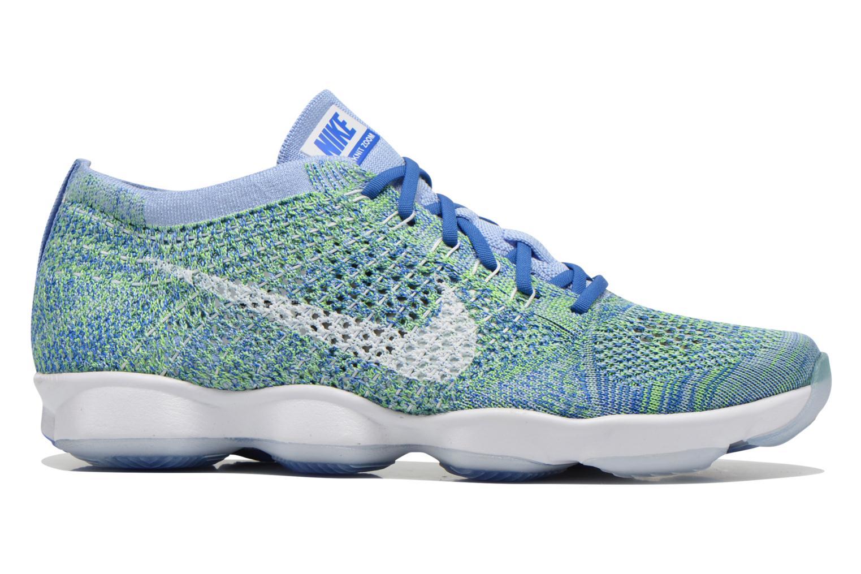 Chaussures de sport Nike Wmns Nike Flyknit Zoom Agility Multicolore vue derrière