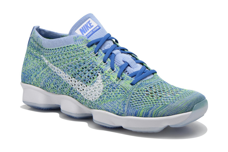 Chaussures de sport Nike Wmns Nike Flyknit Zoom Agility Multicolore vue détail/paire