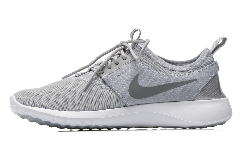 Sneaker Nike Wmns Nike Juvenate grau ansicht von vorne