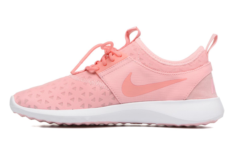 Sneaker Nike Wmns Nike Juvenate rosa ansicht von vorne