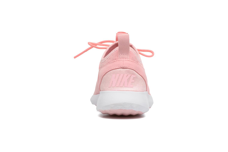 Baskets Nike Wmns Nike Juvenate Rose vue droite