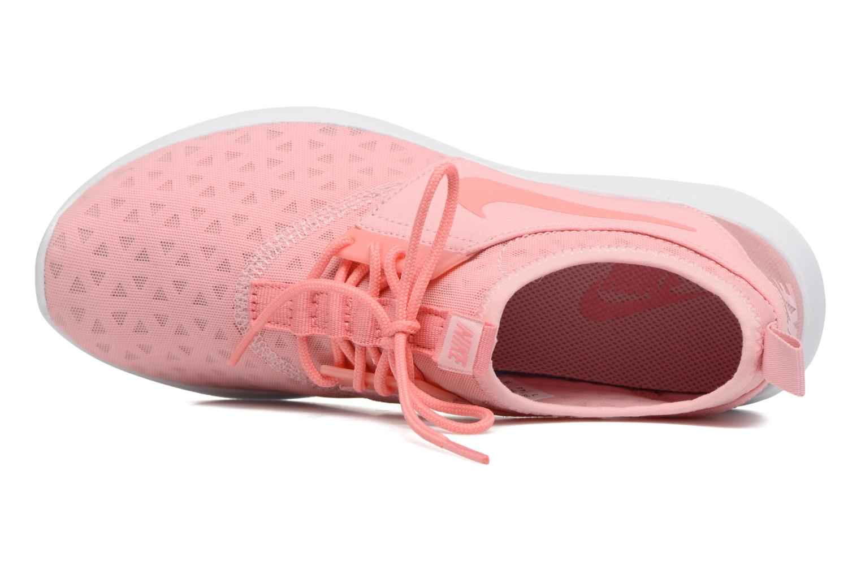 Sneaker Nike Wmns Nike Juvenate rosa ansicht von links