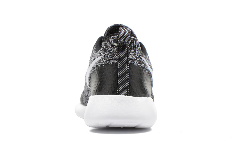 Baskets Nike Wmns Roshe One Flyknit Noir vue droite