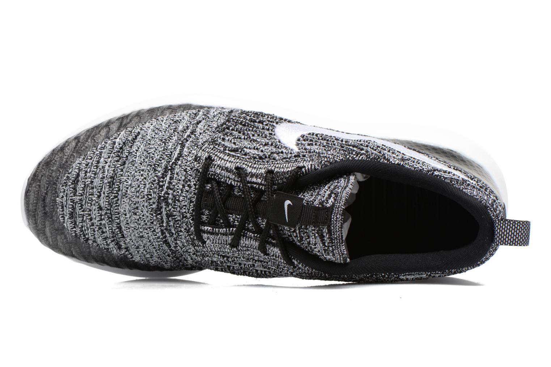 Wmns Roshe One Flyknit Black/White-Cool Grey