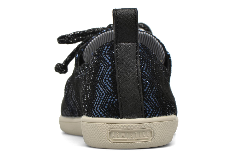 Baskets Armistice Stone Glove W Noir vue droite