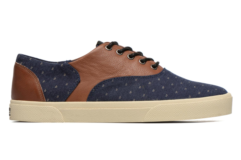 Sneakers Armistice Hope Trainer Ash/Leather Grain Blauw achterkant
