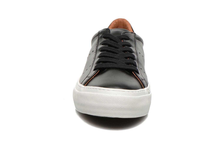 Baskets No Name Arcade Sneaker Altezza Leather Noir vue portées chaussures