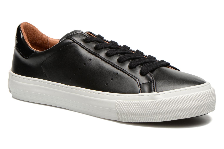 Baskets No Name Arcade Sneaker Altezza Leather Noir vue détail/paire
