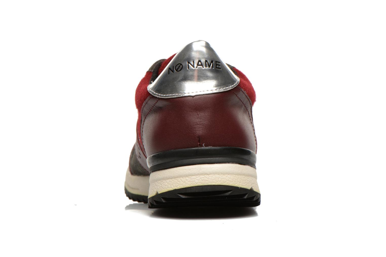 Sneakers No Name Cosmo Jogger Bordò immagine destra