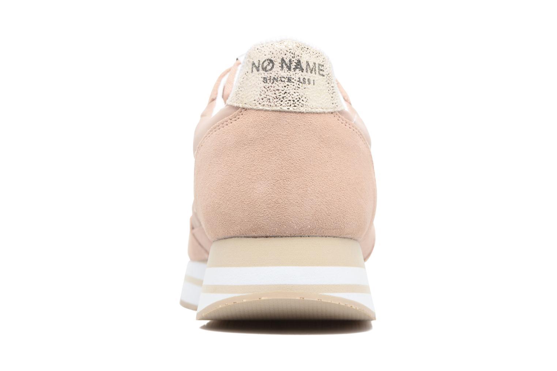 Sneakers No Name Eden Jogger Rosa immagine destra