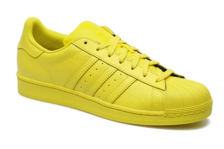 Adidas Superstar Supercolor Amarillas