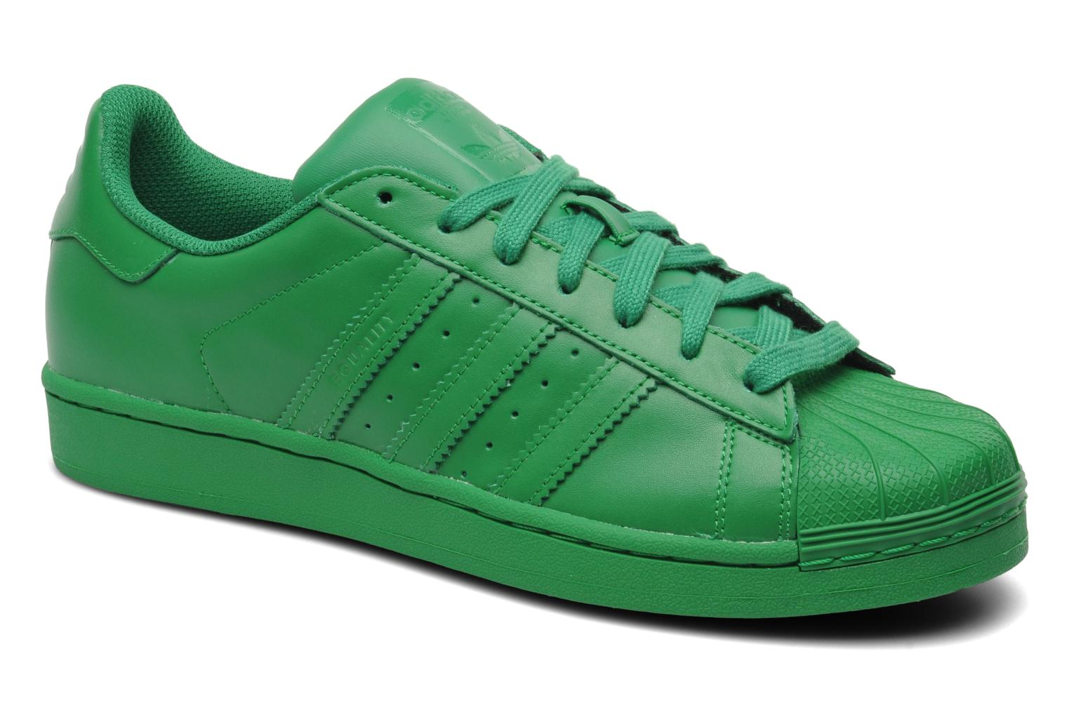 adidas originals superstar groen