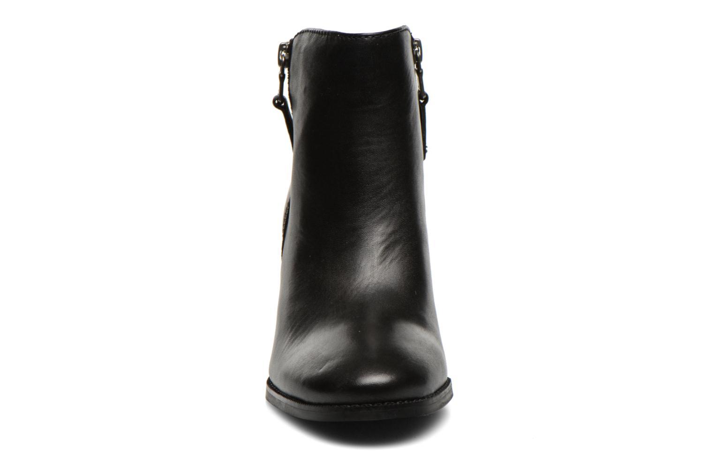 Bottines et boots Lauren by Ralph Lauren Carlene Noir vue portées chaussures