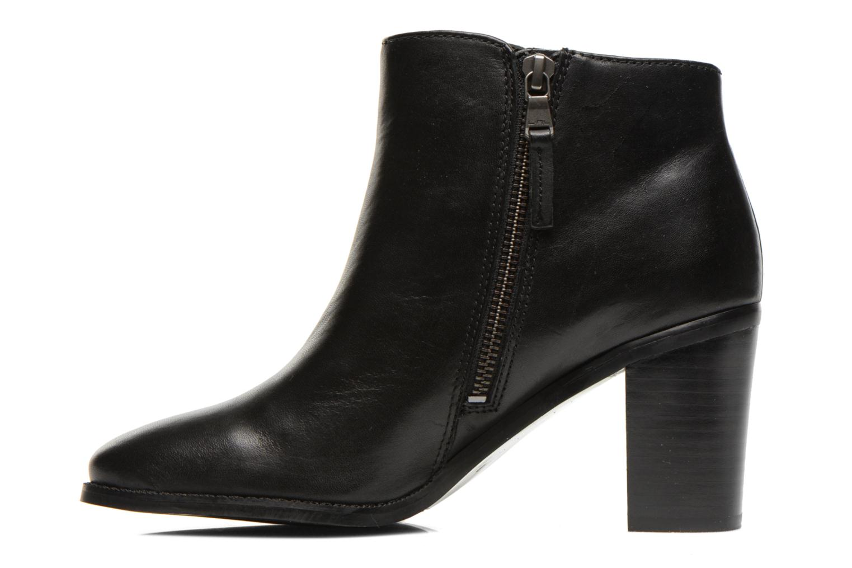 Bottines et boots Lauren by Ralph Lauren Carlene Noir vue face