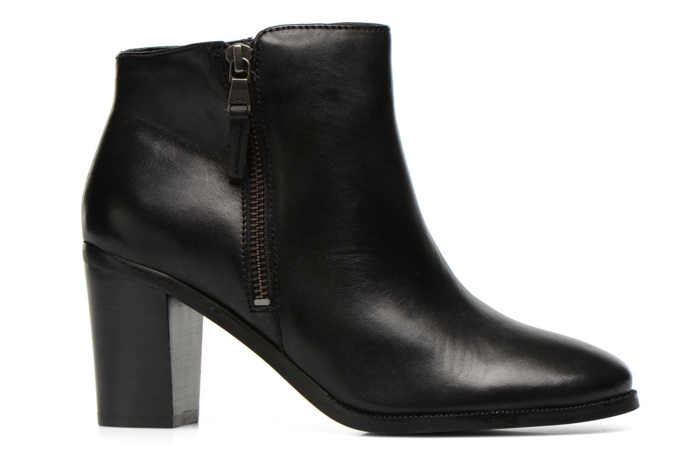 Bottines et boots Lauren by Ralph Lauren Carlene Noir vue derrière