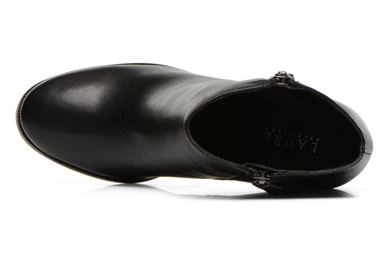 Bottines et boots Lauren by Ralph Lauren Carlene Noir vue gauche