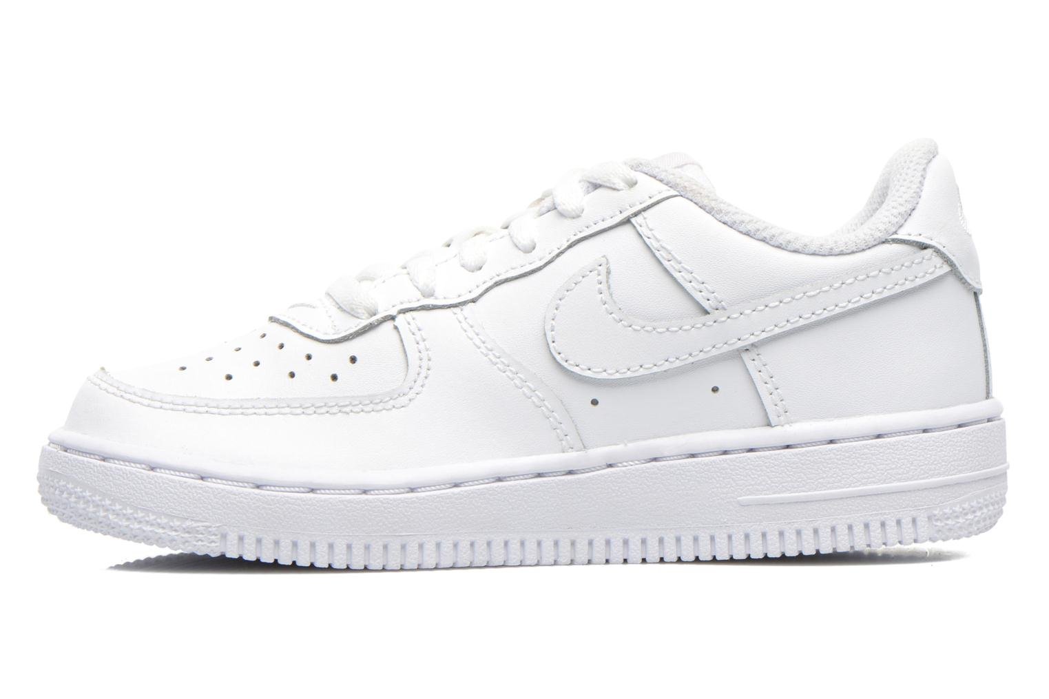 Air Force 1 (Ps) White White-White
