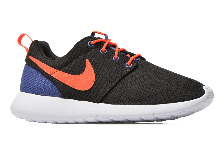 Sneakers Nike NIKE ROSHE ONE (GS) Nero immagine posteriore