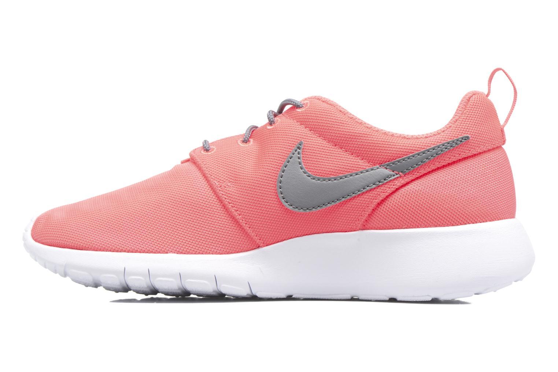 Sneakers Nike NIKE ROSHE ONE (GS) Arancione immagine frontale