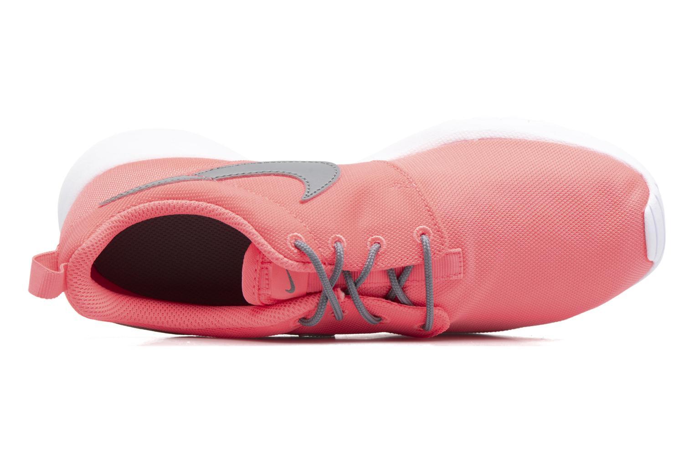 Sneakers Nike NIKE ROSHE ONE (GS) Arancione immagine sinistra