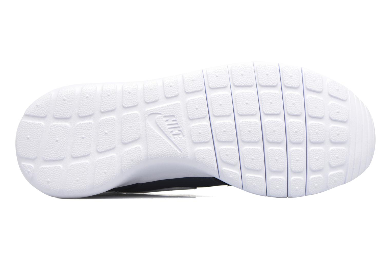 Baskets Nike NIKE ROSHE ONE (GS) Bleu vue haut