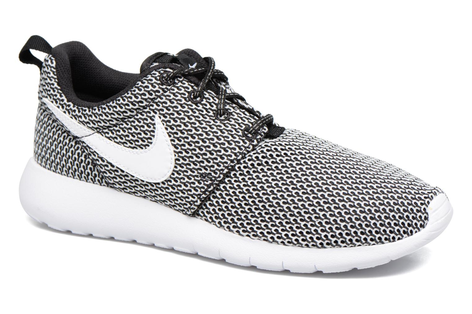 NIKE ROSHE ONE (GS) Black/white
