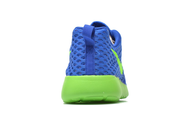 Sneaker Nike ROSHE ONE FLIGHT WEIGHT (GS) blau ansicht von rechts
