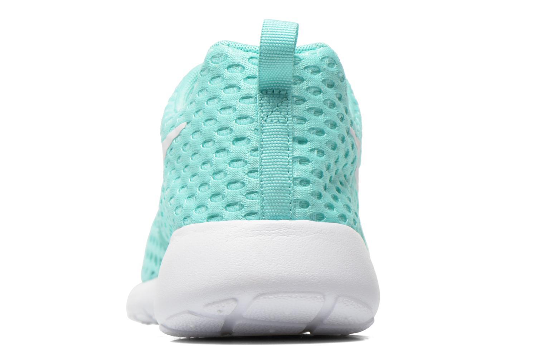 Sneaker Nike ROSHE ONE FLIGHT WEIGHT (GS) grün ansicht von rechts
