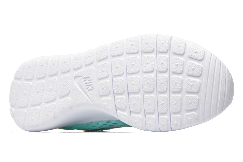 Sneaker Nike ROSHE ONE FLIGHT WEIGHT (GS) grün ansicht von oben