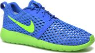 Racer Blue Electric Green