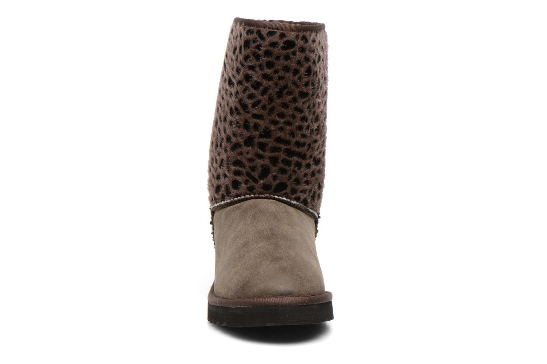Boots en enkellaarsjes Esprit Uma Leo Boot 050 Grijs model