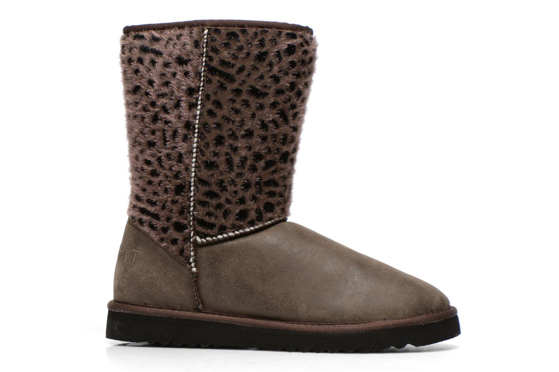 Boots en enkellaarsjes Esprit Uma Leo Boot 050 Grijs achterkant