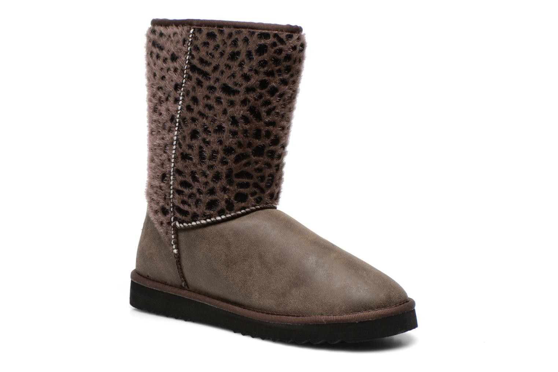 Boots en enkellaarsjes Esprit Uma Leo Boot 050 Grijs detail