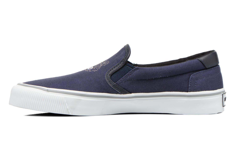 Sneakers Kenzo Velvet Blå bild från framsidan