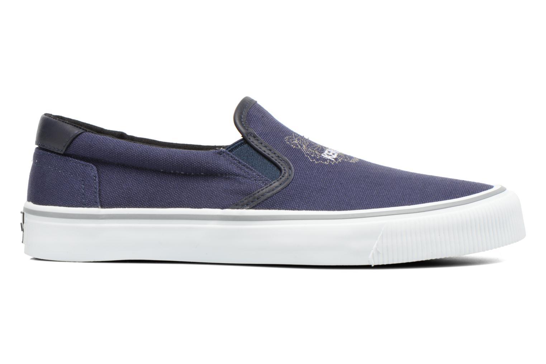 Sneakers Kenzo Velvet Blå bild från baksidan