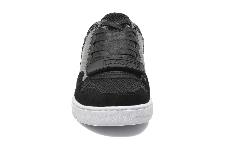 Baskets Lacoste Missouri Mp M Noir vue portées chaussures