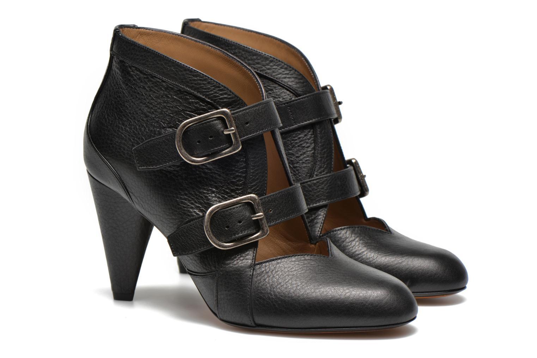 Boot Buckel Noir 001