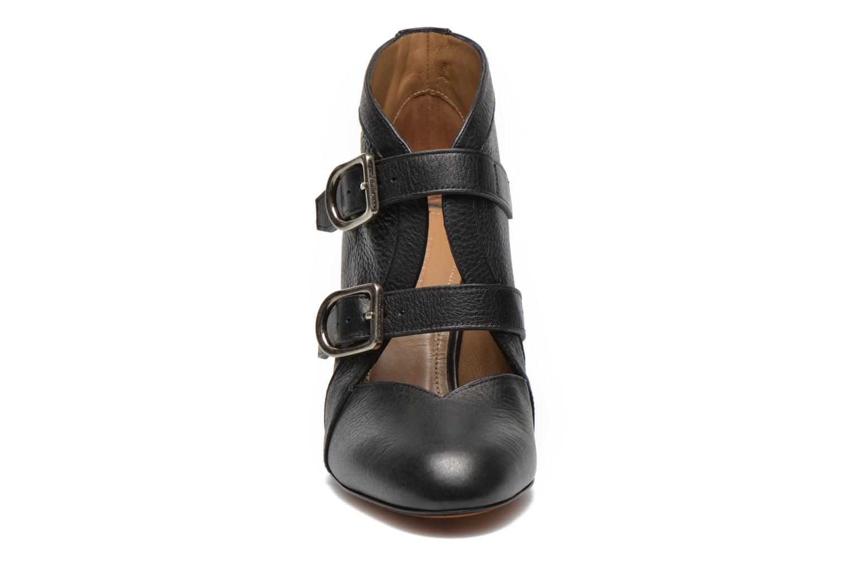 Bottines et boots Sonia Rykiel Boot Buckel Noir vue portées chaussures