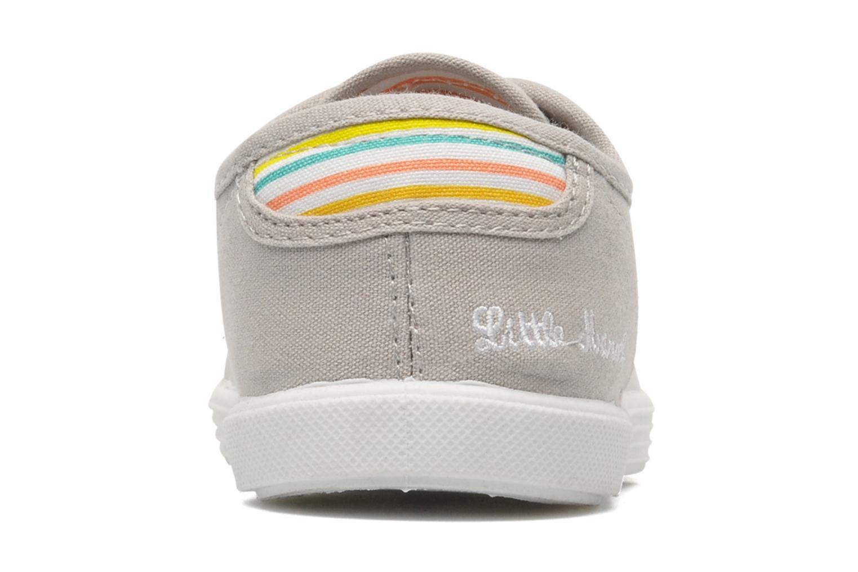 Sneaker Little Marcel LM ANTIBES grau ansicht von rechts